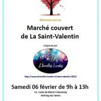 Affiche laure marche couvert st valentin 06 02 21