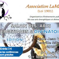 Affiche salon lamana 31 08 et 01 09 2019