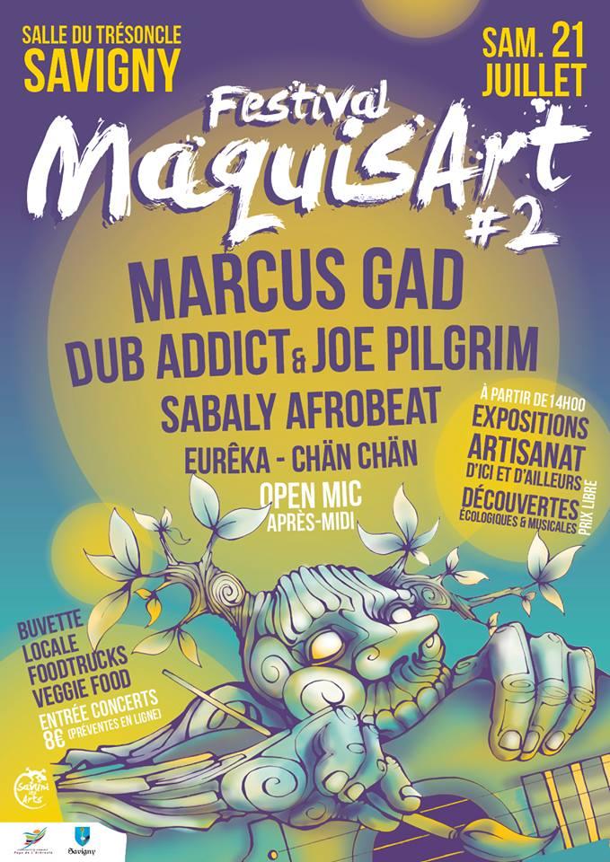 Festival maquisart 2018