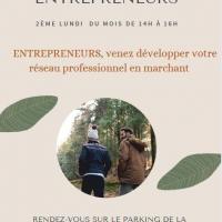 La marche des entrepreneurs
