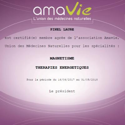 Label amavie 2017