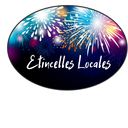 Logo etincelles locales