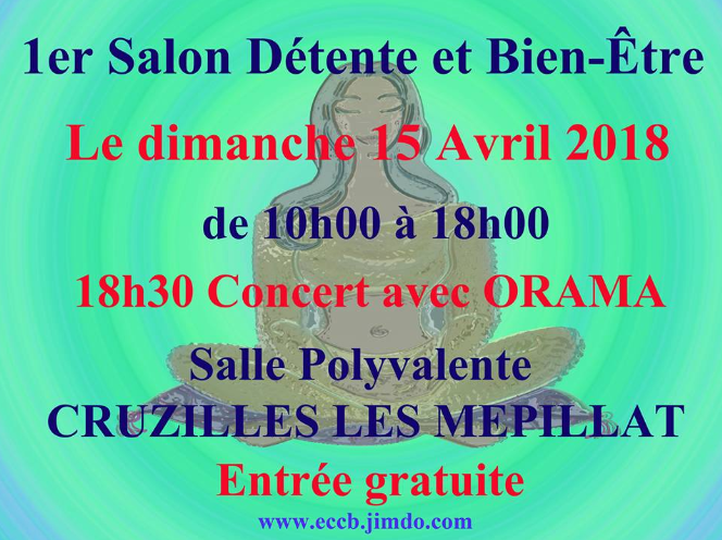 Salon cruzilles 15 04 18